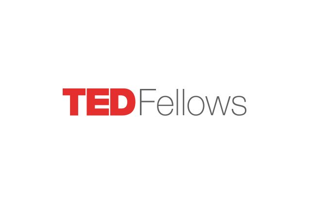Logo of the TED Fellowship programme