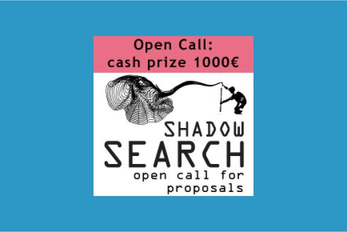 The Shadow Search Open Call, organised by northeastwestsouth.net